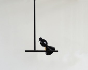 Hanging lamp Alouette Bird 1,2,3 by Atelier Areti