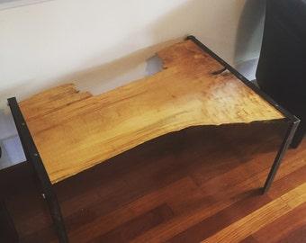 Live edge Maple Coffee Table