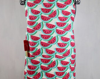 Watermelon Women's Adjustable Chef Apron