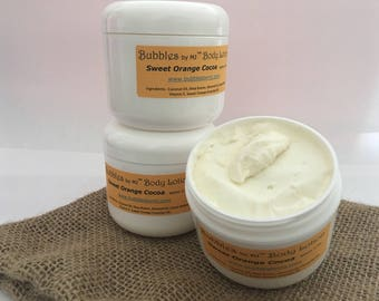 Sweet Orange Cocoa Body Lotion