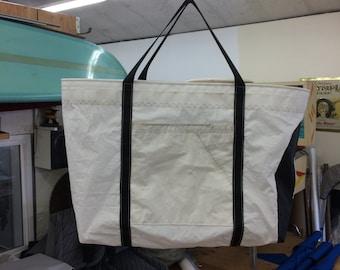 Recycled Sail Tote Bag