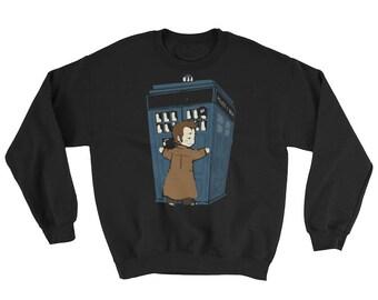 Doctor Who Tardis Sweatshirt