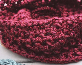 The Cape Cowl & Infinity Scarf