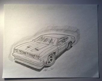 Original 1973 Ford Falcon