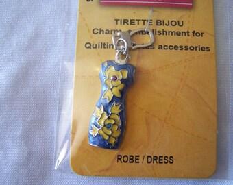 Zipper to zip up dress (90712) pattern