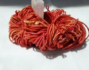 No. 73 Hand Spun Art Yarn