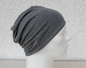 Sewn beanie from Jersey GR 54/55