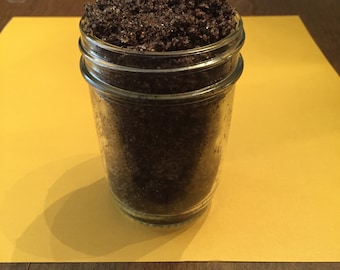 Vanilla Latte Body Scrub