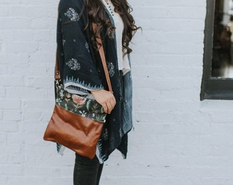 Crossbody Bag, Leather Crossbody Bag, Crossbody, Leather Crossbody, Leather Bag, Shoulder Bag, Leather Purse, Vegan Leather Crossbody
