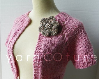 The Extraordinary Shrug - In LUXURIOUS ALPACA