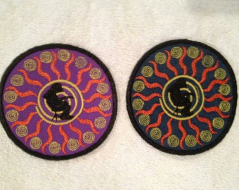WSP Mikey Sun Patches