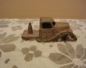 1930's Old Metal Childrens Car/Truck/Cast Iron