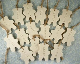 Crafting bear Craft supplies DIY crafts Wall hanging Wall decor Custom design Made to order Homemade crafts Nursery decor Salt dough