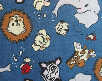 Animal Pattern Lined Wet Bathing Suit Bag