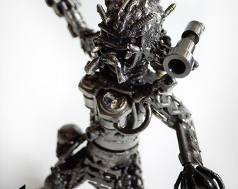 Mini Metal Hunter: Hacha (pieza pequeña)