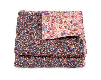 LIBERTY Fabrics 133cmX150cm Quilt AN ANT Moon78.