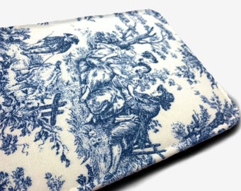 blue toile kindle paperwhite case kindle case kindle cover kindle paperwhite cover Paperwhite case Kindle Paperwhite cover Kindle Paperwhite