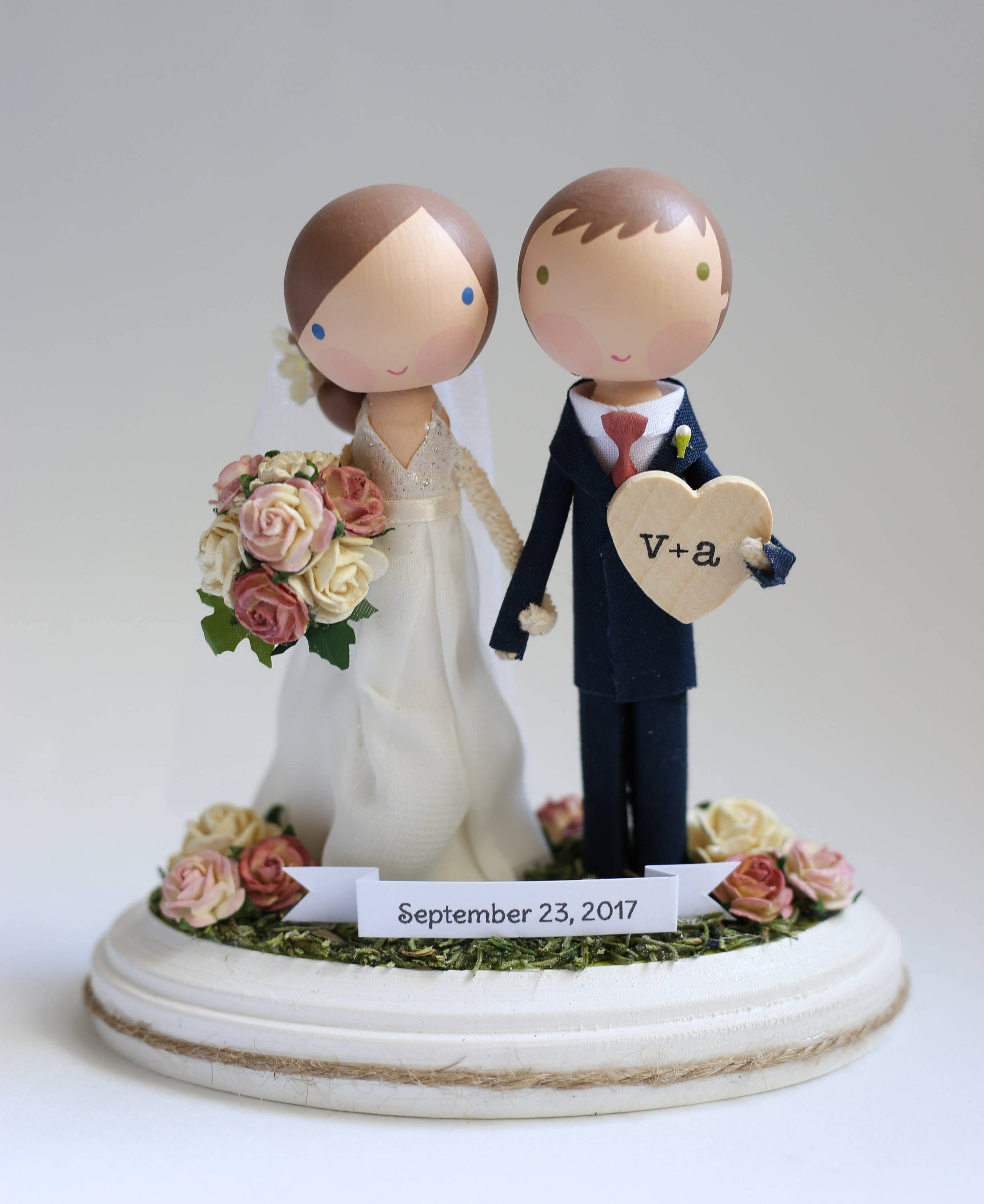 personalized wedding cake topper canada custom wedding cake topper banner amp 18280