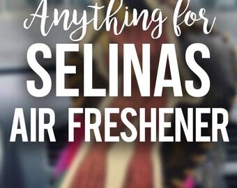 La Cantante Air Freshener
