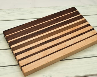 Hardwood Ombre Cutting Board