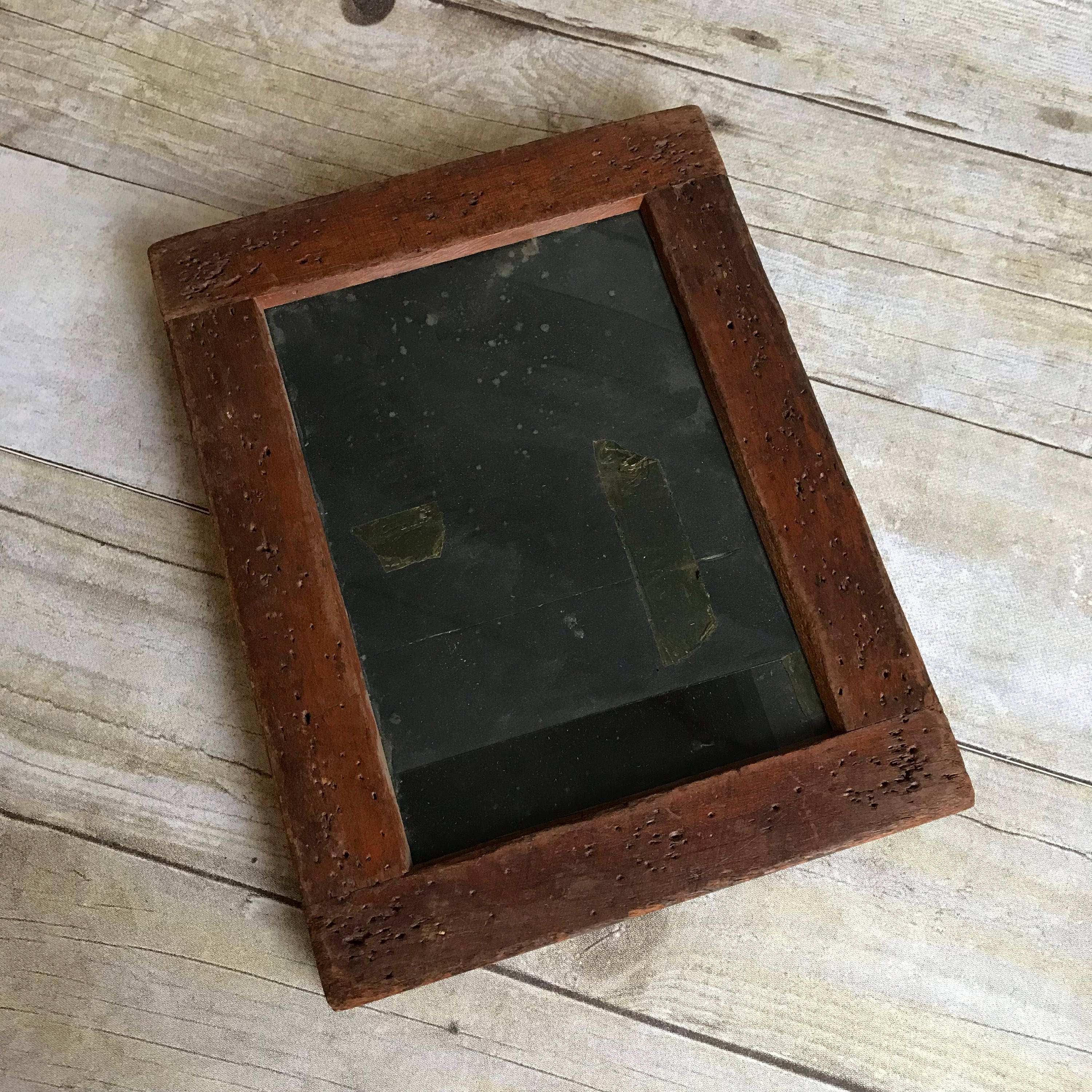 1890\'s Wooden Contact Print Frame - SCOVILL MFG. CO ny - Photography ...