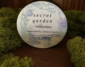 secret garden solid perfume