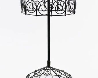 Lamp Style Hat Stand - 13 inch