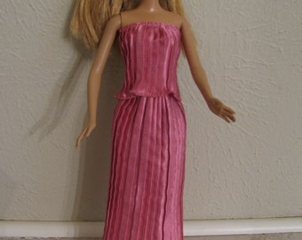 Barbie doll clothes-hot pink