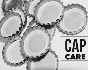 Cap Care, Cleaned Beer Caps,Used Beer Caps,Handpicked Beer Caps,Clean Craft Beer Caps,Bottle Cap Table