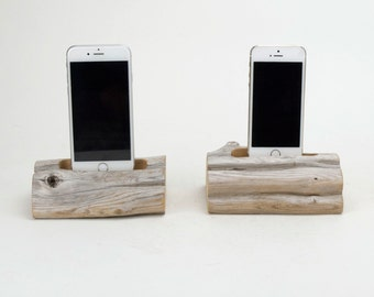 A Pair of Driftwood Docks No. 867