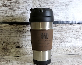Travel Coffee Mug, Fathers Day, Mothers Day, Gifts For Men, Gifts For Women, Travel Cup, Drink Ware