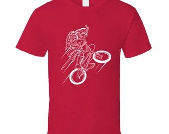 Samurai Rider T Shirt