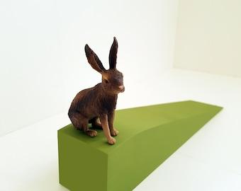 Rabbit / Hare Door Stop