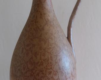 Vintage Art Pottery Ewer made in Sheboygan, Wisconsin
