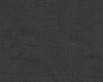Coated linen, dark grey, charcoal, sold a Cup, from 25 cm
