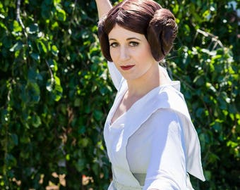 Princess Leia Inspired Wig From Star Wars