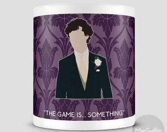 Sherlock The Sign of Three Sherlock Holmes mug