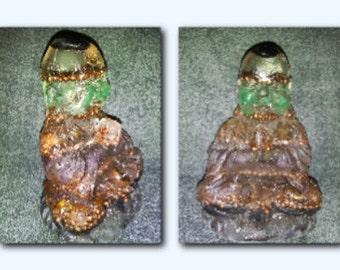 Orgone Buddha
