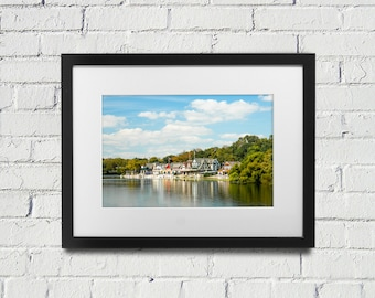 Boathouse Row Philadelphia Philly Photos- Boathouse Row Art