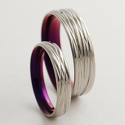 Titanium Rings Wedding Rings Promise Rings Titanium Wedding