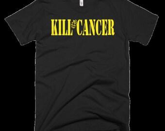 CHILDHOOD cancer awareness tee