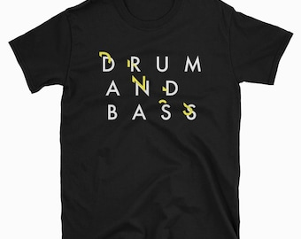 Drum and Bass t-Shirts