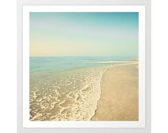 Extra large wall art, beach photography, framed wall art, beach prints, wall art canvas, beach wall art, large wall art, canvas art, gallery
