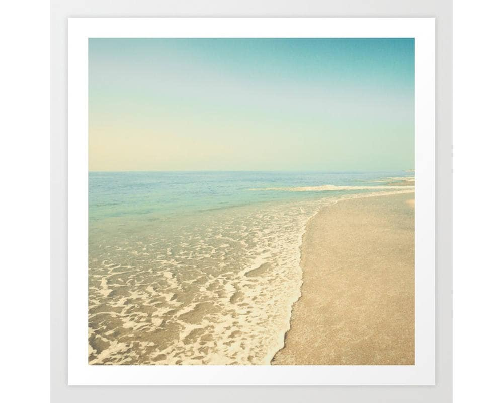 Extra large wall art beach photography framed wall art