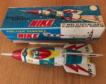 Nike Atomic Space Rocket, Friction-Powered