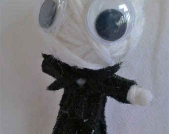Jack Skellington String Doll (Nightmare Before Christmas)