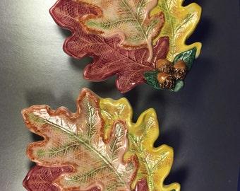 Autumn Leaves Wall Decor
