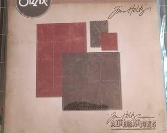 Sizzix Alterations thinlits