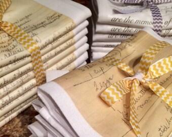 Custom Recipe Tea Towel, personalized gift, holiday gift, Mother's Day Gift, Custom Recipe Gift, Custom Kitchen Towel