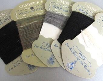 Vintage Collection Chadwcks Mending Wool